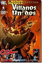 P00418 - Villains United Especial - Solamente Muere un Héroe #406