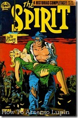 P00016 - The Spirit #16