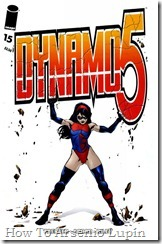 P00015 - Dynamo 5 #15