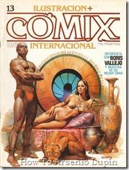 P00013 - Comix Internacional #13