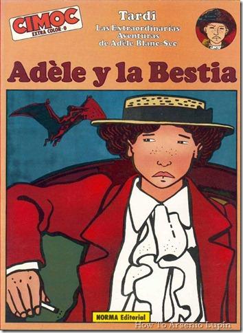 2011-06-02 - Adele Blanc-Sec de Jacques Tardi
