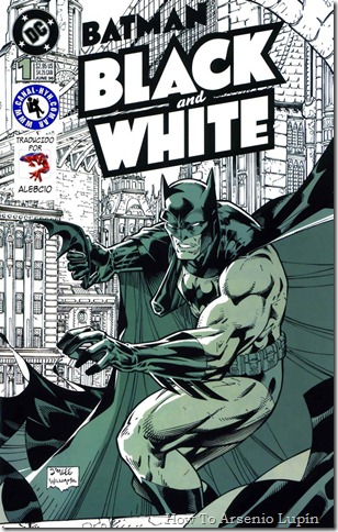 2011-06-12 - Batman - Blanco y Negro