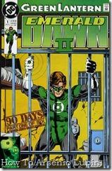 Green Lantern - Amanecer esmeralda II #1