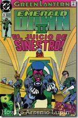 P00009 - Green Lantern - Amanecer esmeralda II #6