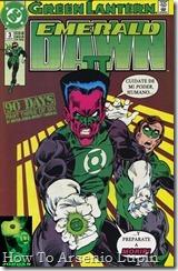 P00006 - Green Lantern - Amanecer esmeralda II #3