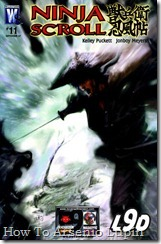 P00011 - Ninja Scroll #11