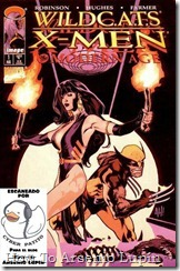 P00007 - Wildcats and X-men #3