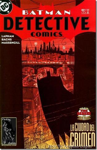 2011-07-05 - Batman - Ciudad del Crímen