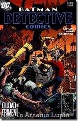 P00012 - Batman - Ciudad del Crímen #814