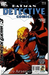P00029 - War Games 28 - Detective Comics 810 - War Crimes howtoarsenio.blogspot.com #3