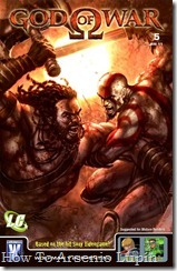 P00005 - God of War #6