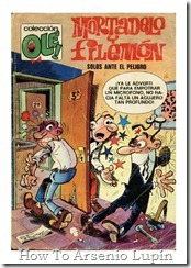 P00001 - Mortadelo y Filemón #179