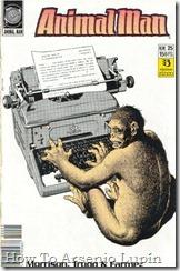 P00026 - Animal Man #25