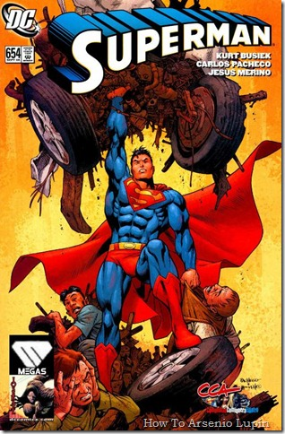 2011-08-03 - Superman #654 al #680 (Post One Year Later)