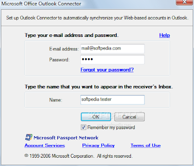 Synchronize MS Outlook With Windows Live Hotmail