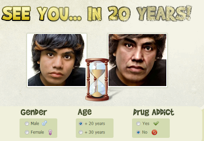 How Will You Look Like In 20 Years?