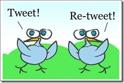 tweet-retweet