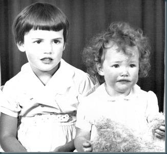 Kathy and Karen