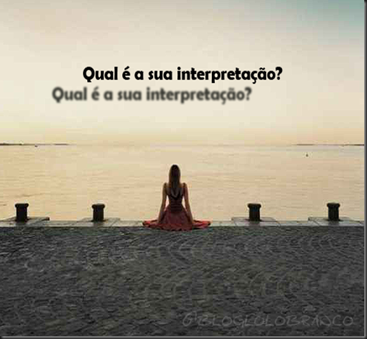 interpretacao