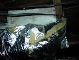 Possible environmental concerns noted during a Phase I EA - Possible asbestos insulation