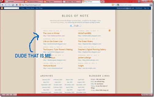 blogofnote