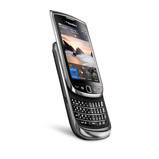 Le BlackBerry Torch