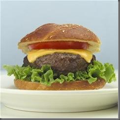 Twinkles as Hamburger