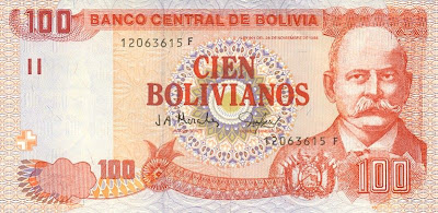 100 Bs.