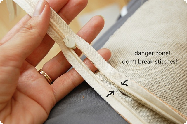 invisible zipper tutorial (9) copy