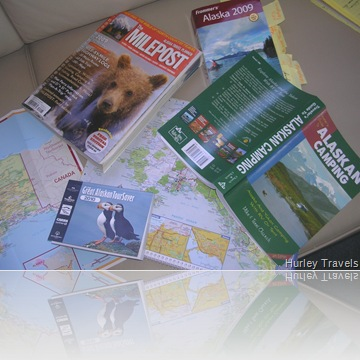 Alaska travel books