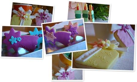 View Capcanlı renkler ve hediyelik kurabiyeler