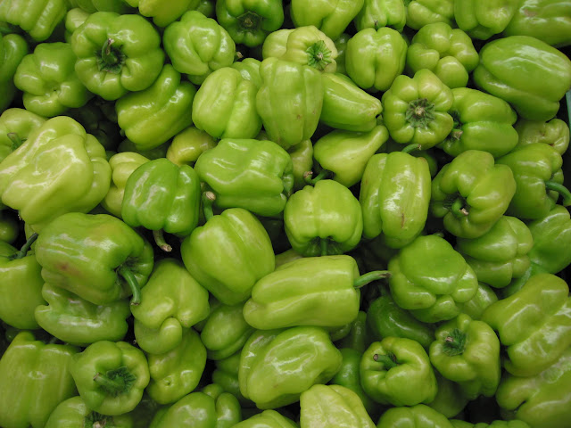 Green Pepper in Ankara