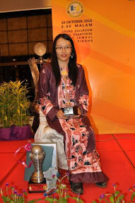 許麗萍拿下2009年檳州最佳殘疾女運動員