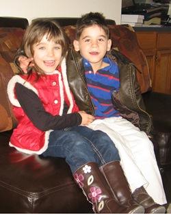Isaac & Isabella