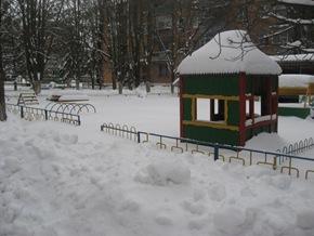 Snowy orphanage. Feb 5th. 10 005