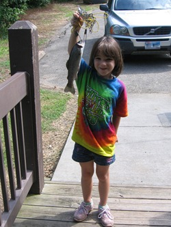 Isabella First Trout