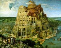 70 Torre de Babel - Pieter Brüegel – 1563 – OSM – 114x115