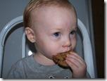 Judah likes cho chip cookies