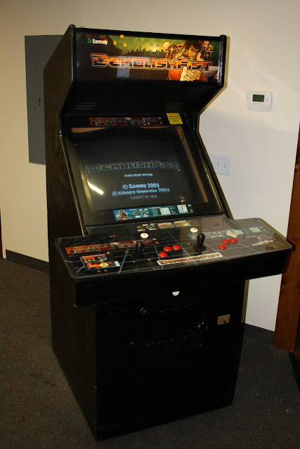 Starting 2 MAME cabinets - One for home - One for work **Updated 3 ...