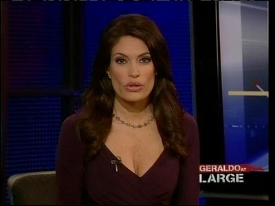News babes kimberly guilfoyle on fox news love those lips babe