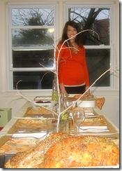 Amber & Turkey Dinner l e f c