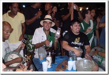 samba com s maiusculo