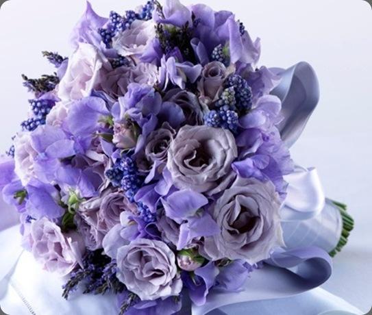 elegant-bride-lav-bqt-cover michelle rago
