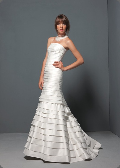 wedding dress EVLIN by cymeline USA