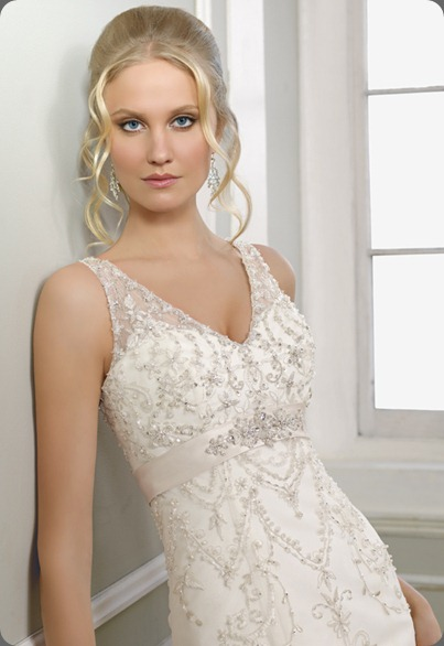 dress mori lee