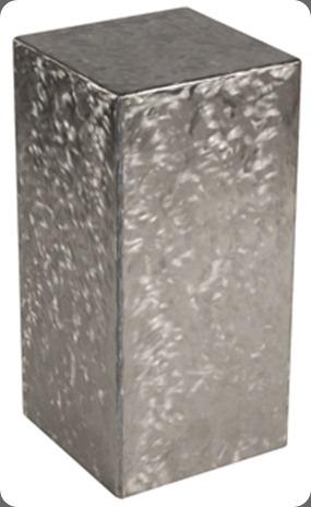 pedestal Hand Ground Steel Pedestal_medium