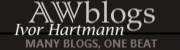 African Writing Blogs: Ivor Hartmann