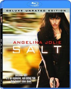 Salt Blu Ray