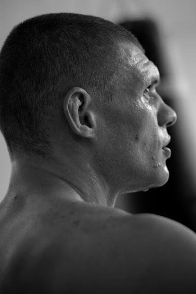 Michael Delvalle, compétiteur MMA... freelance