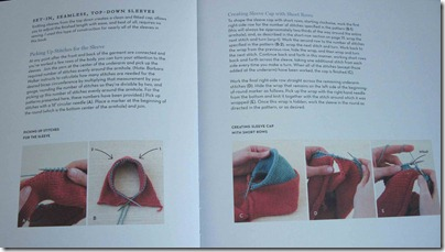 Påsatte-ærmer,-strikketekni